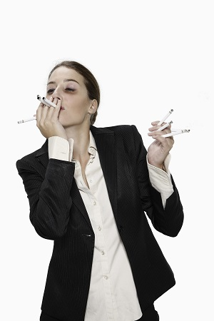 Survey: Most Smokers Want to Quit - WebMD
